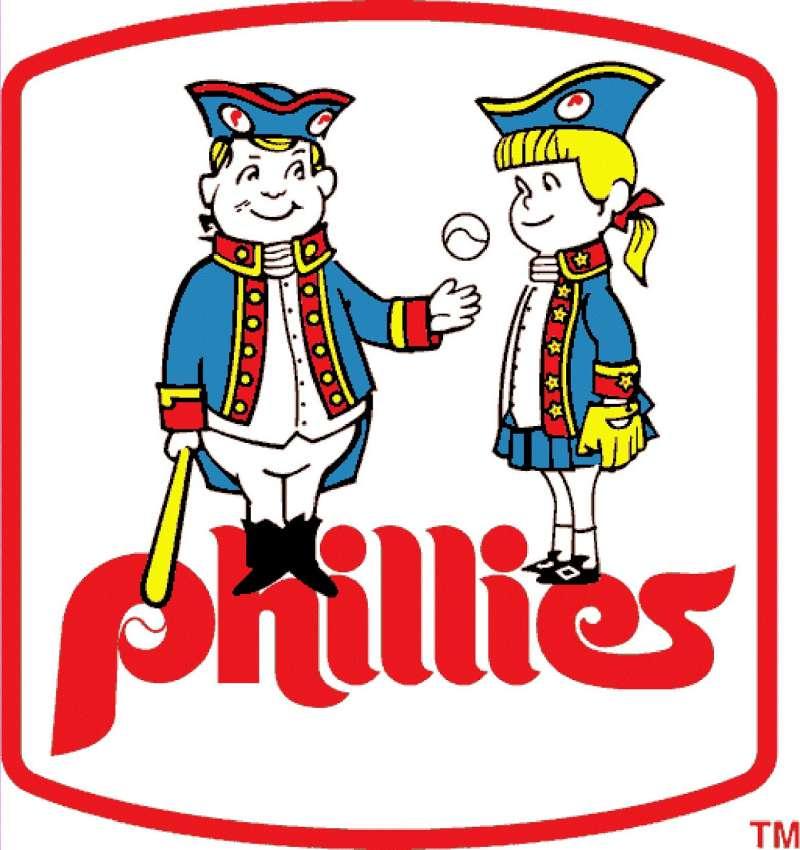 1976 Topps EX+ PHILADELPHIA PHILLIES Team Set