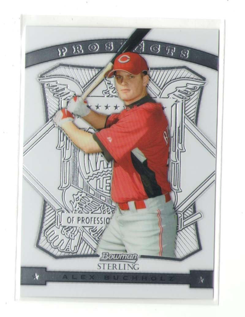 2009 Bowman Sterling Prospects - CINCINNATI REDS