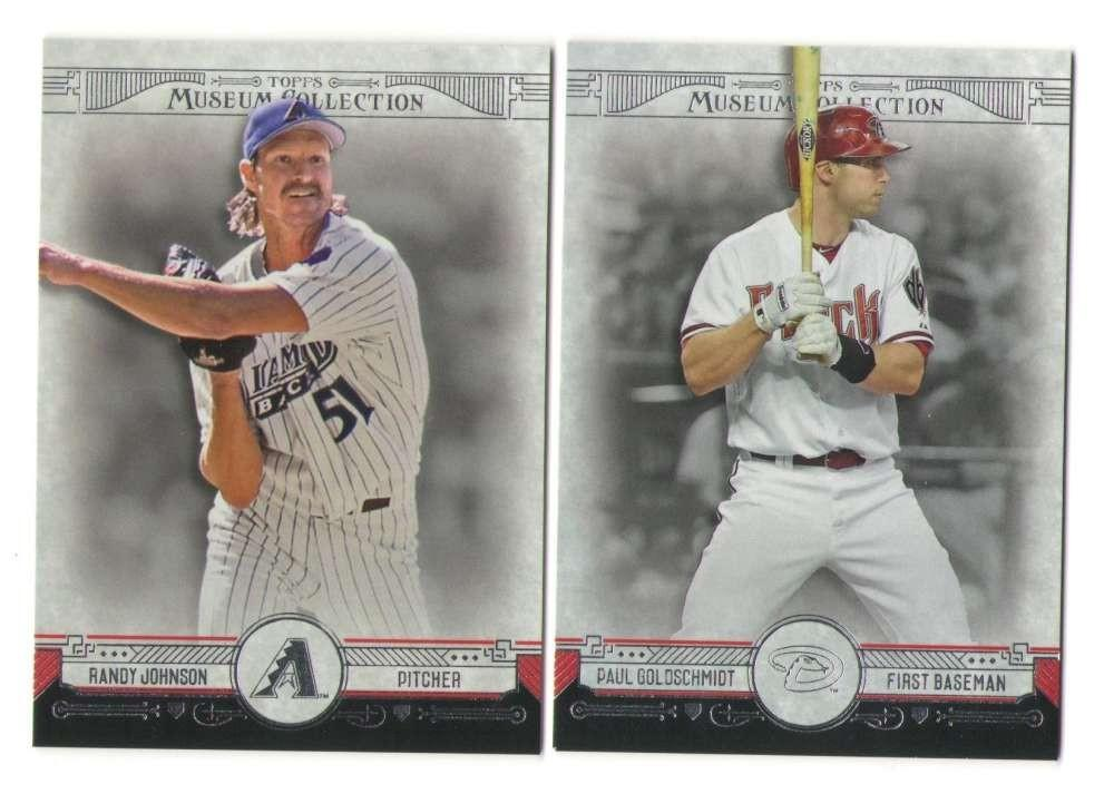 2015 Topps Museum Collection - DETROIT TIGERS Team Set