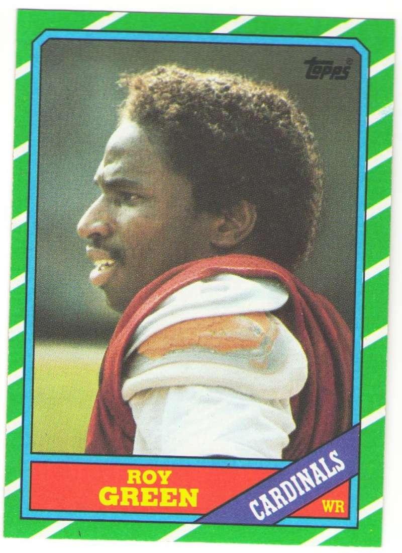 1986 Topps Football Team Set - ST LOUIS CARDINALS