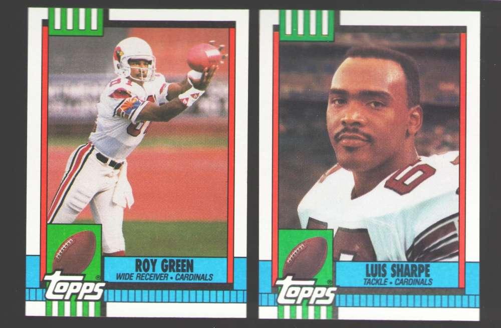 1990 Topps Football Team Set - PHOENIX (ARIZONA) CARDINALS