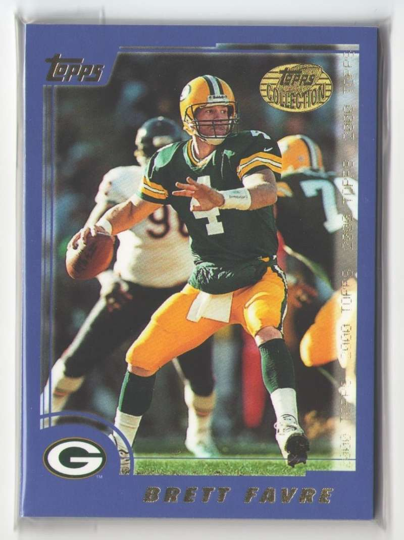 2000 Topps Collection Football Team Set - GREEN BAY PACKERS