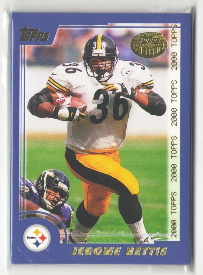 2000 Topps Collection Football Team Set - PITTSBURGH STEELERS