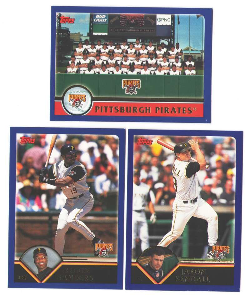 2003 TOPPS - PITTSBURGH PIRATES Team Set