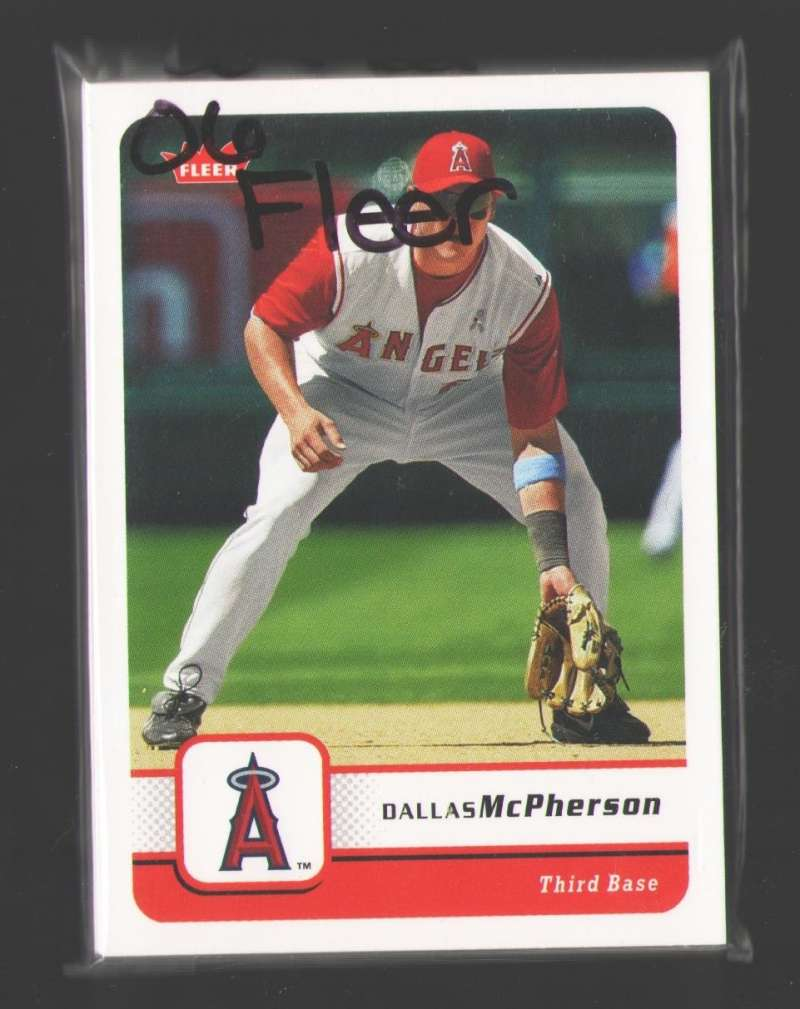 2006 Fleer - LOS ANGELES ANGELS Team Set
