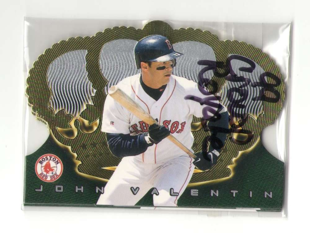 1999 Pacific Crown Royale - BOSTON RED SOX Team Set