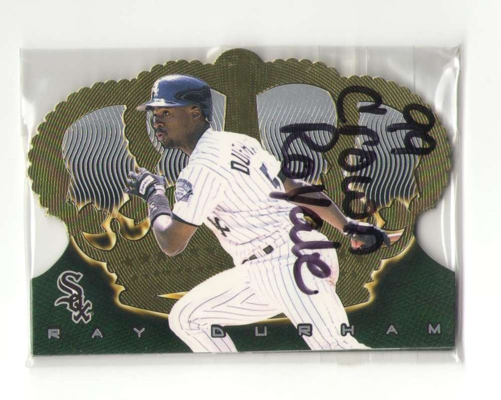 1999 Pacific Crown Royale - CHICAGO WHITE SOX Team Set