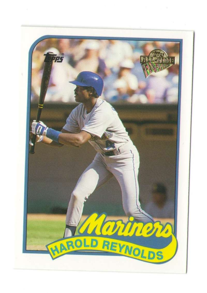 2004 Topps All Time Fan Favorite - SEATTLE MARINERS Team Set