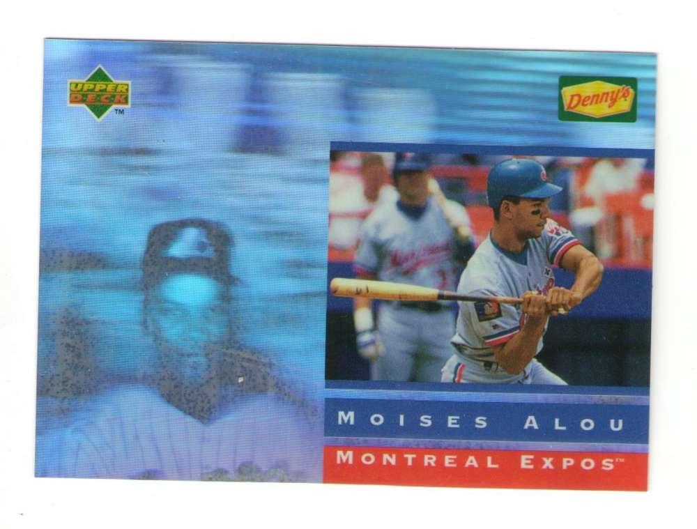 1995 Dennys Holograms - EXPOS