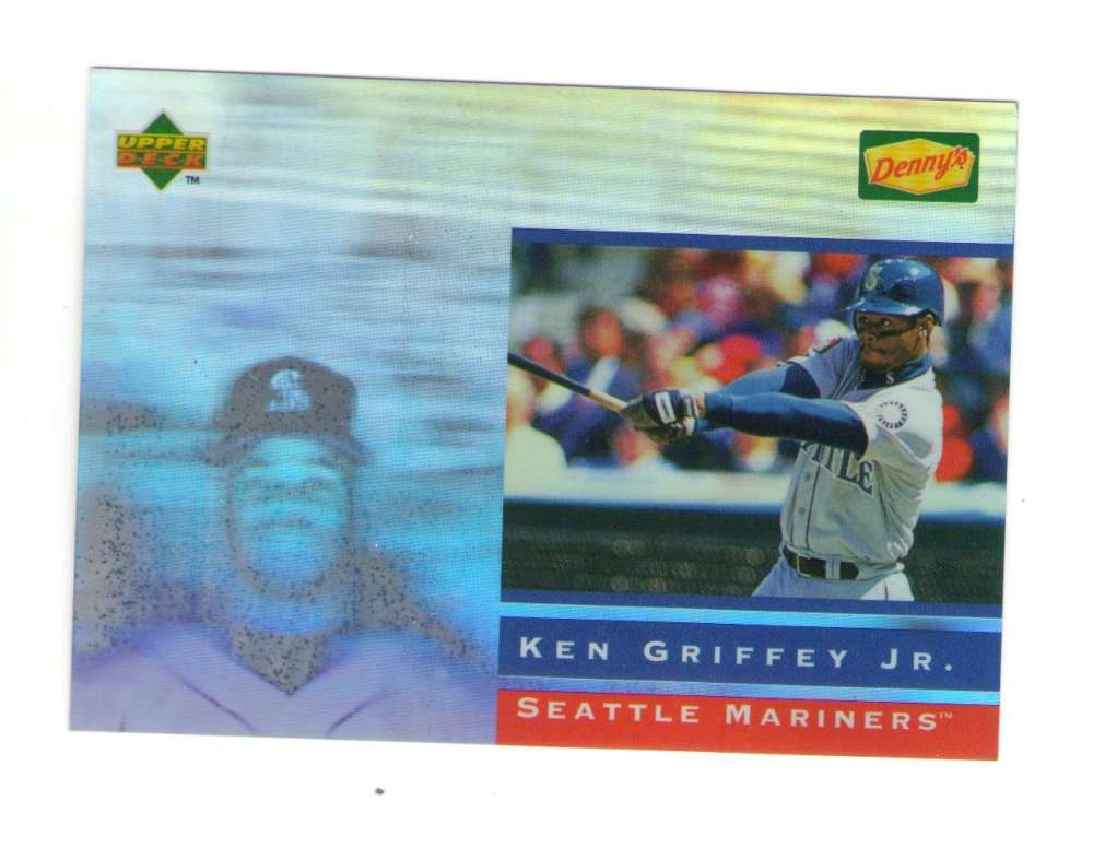 1995 Dennys Holograms - MARINERS