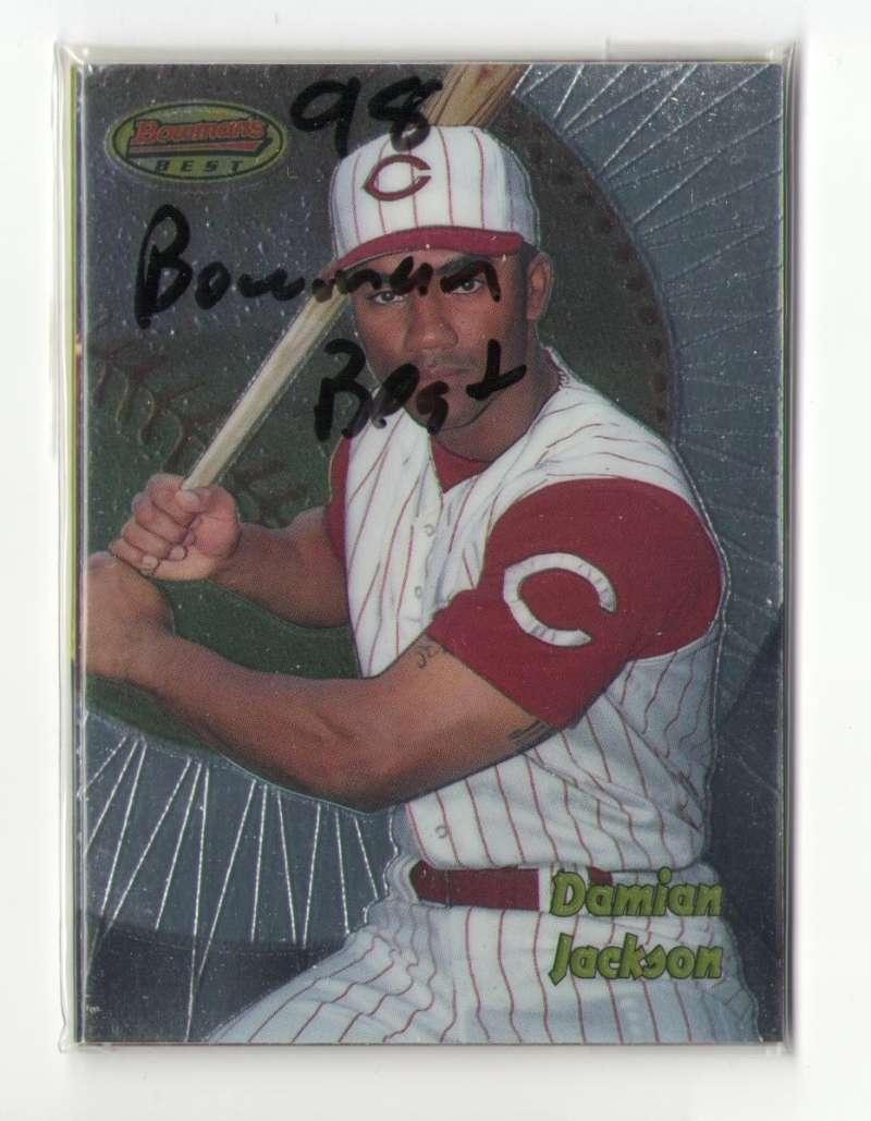 1998 Bowmans Best - CINCINNATI REDS Team Set
