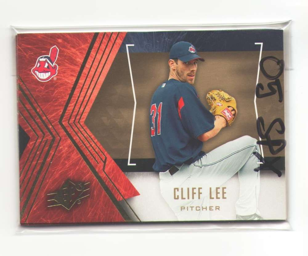 2005 SPx - CLEVELAND INDIANS Team Set