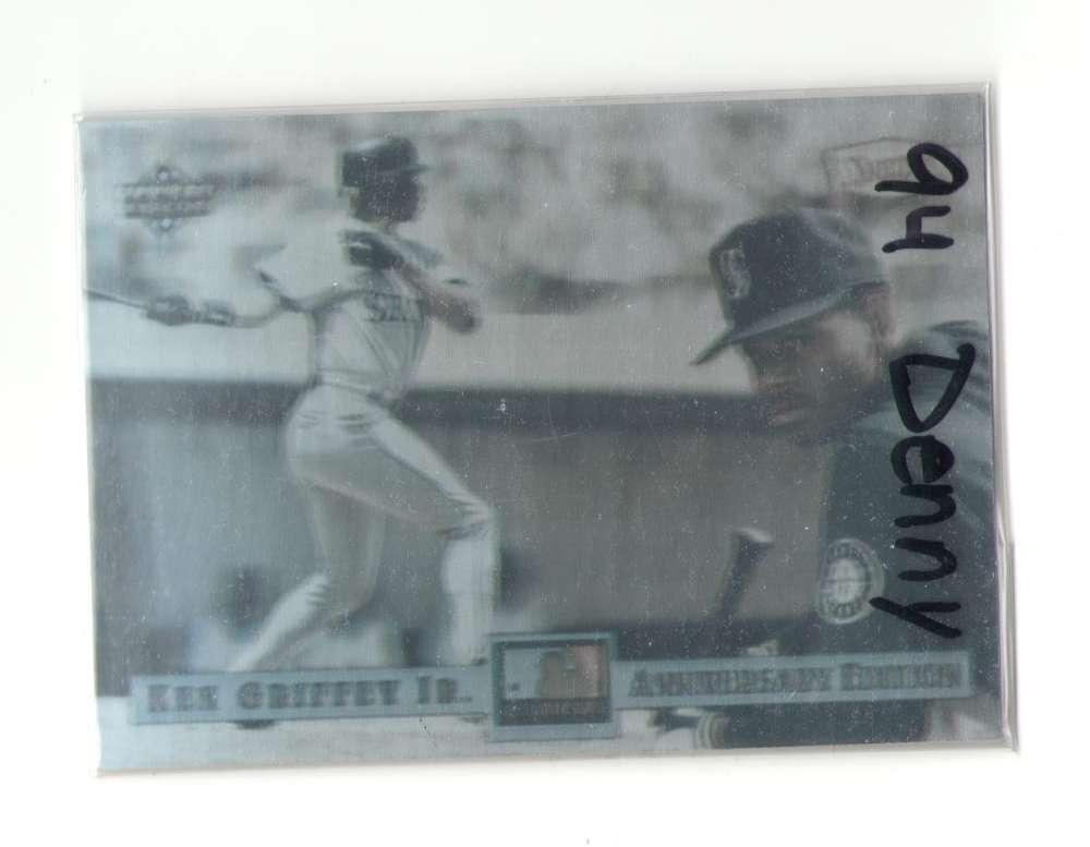 1994 Dennys Grand Slam - SEATTLE MARINERS Team Set