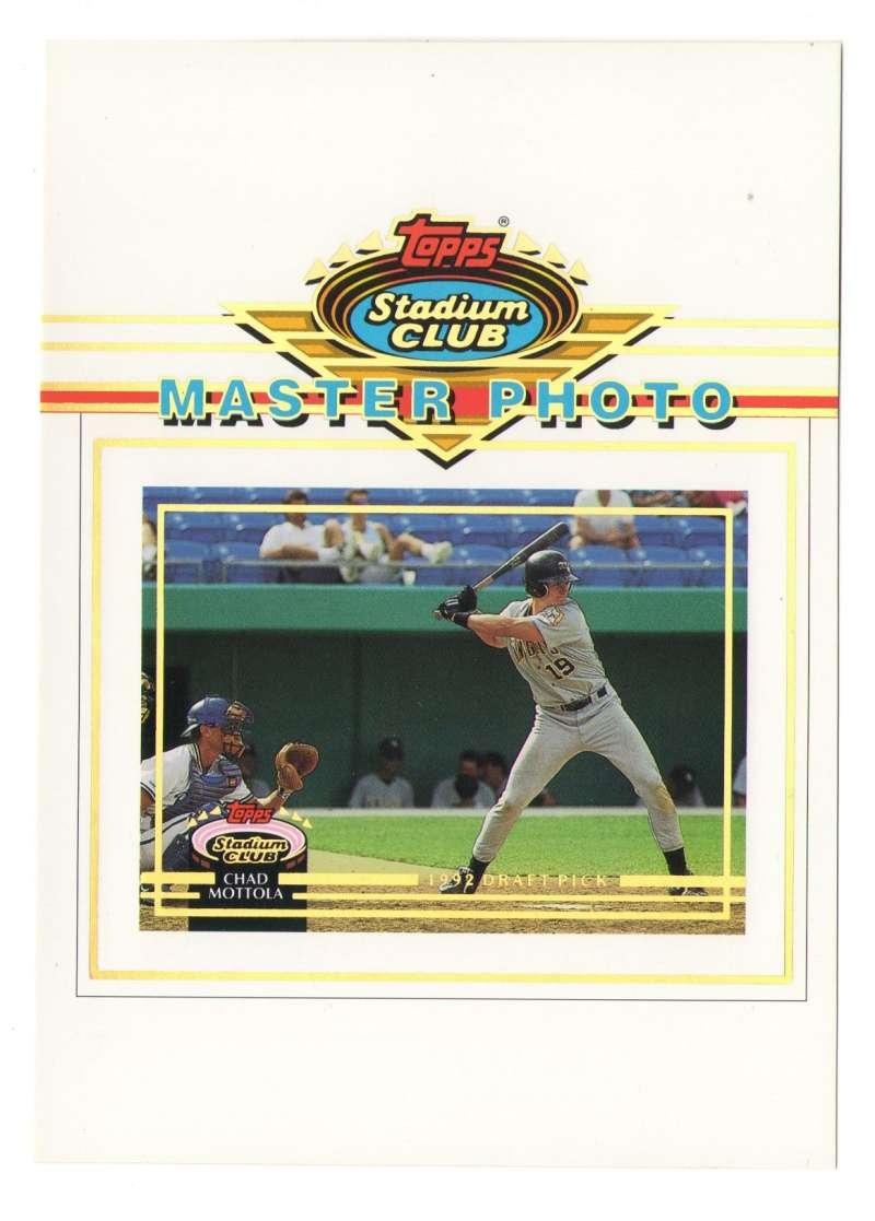 1993 Topps Stadium Club Murphy Master Photos 5x7 - CINCINNATI REDS