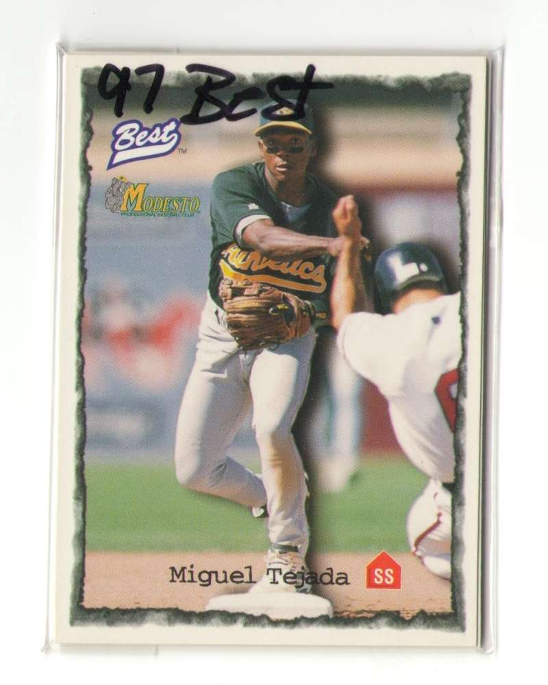 1997 Best (Minor Leagues) - OAKLAND ATHLETICS / A'S Team Set