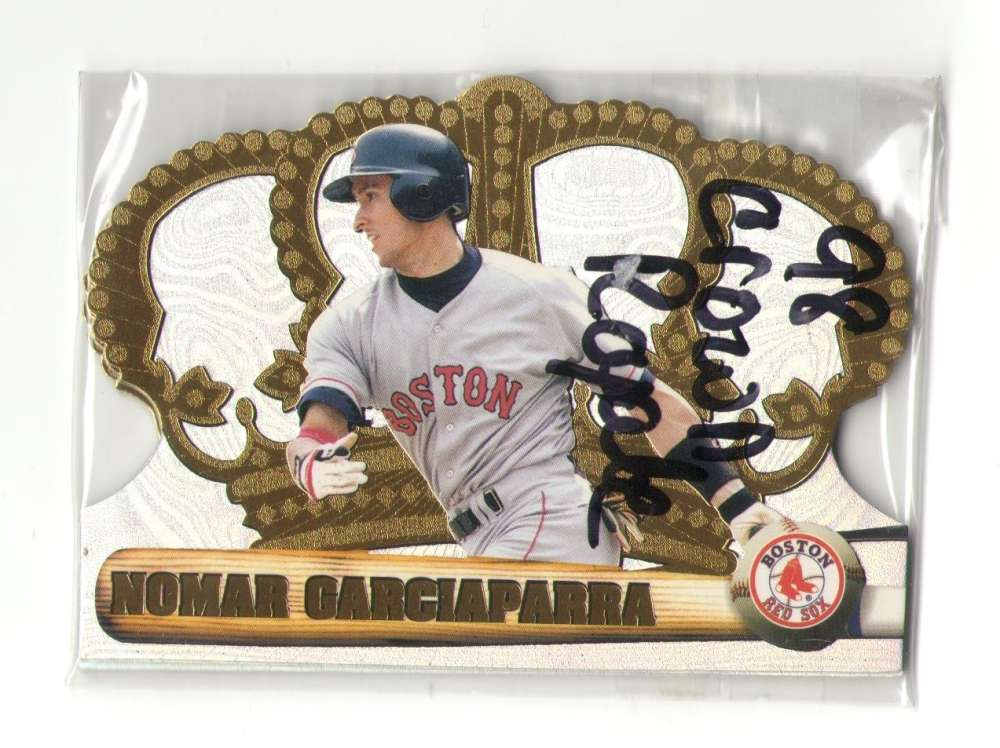 1998 Pacific Crown Royale - BOSTON RED SOX Team Set