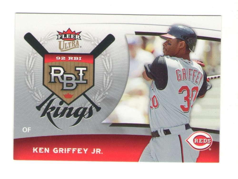 2006 Ultra RBI Kings - REDS