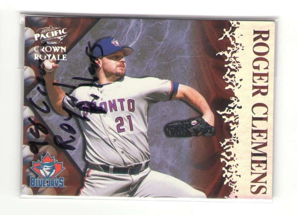 1998 Crown Royale Pillars of the Game - TORONTO BLUE JAYS Team Set