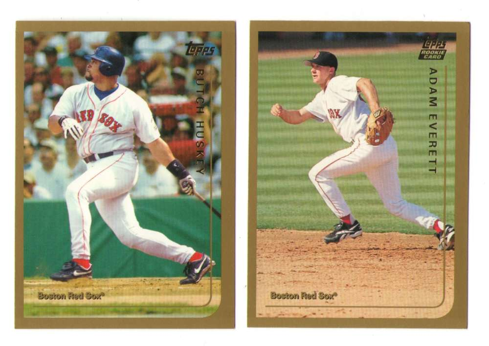 1999 Topps Traded - BOSTON RED SOX Team Set