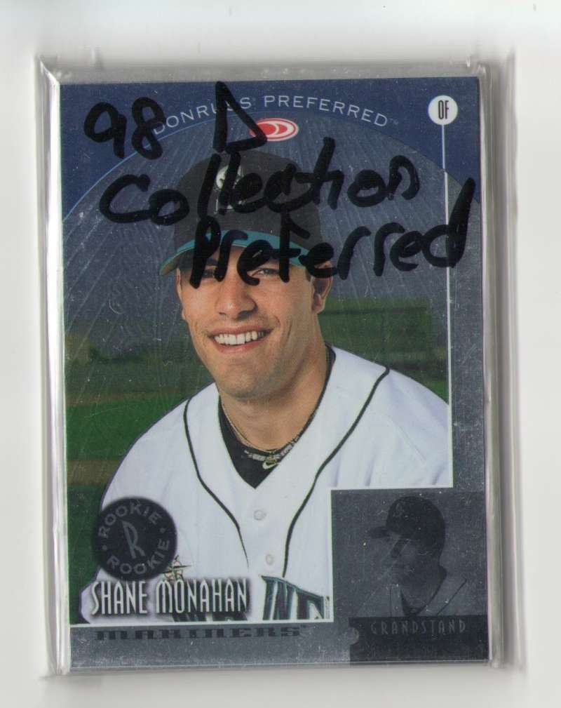 1998 Donruss Collection Preferred - SEATTLE MARINERS Team Set
