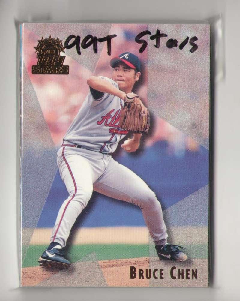 1999 Topps Stars - ATLANTA BRAVES Team Set
