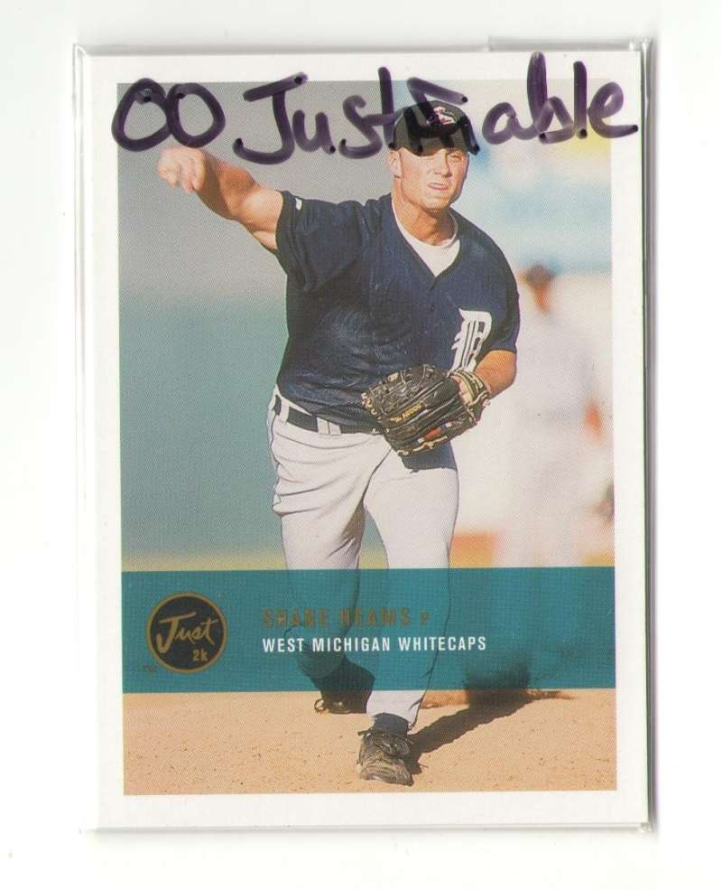 2000 Just Justifiable - SEATTLE MARINERS Team Set
