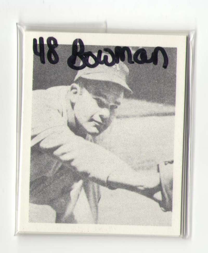 1948 Bowman Reprints - PHILADELPHIA A's Team set