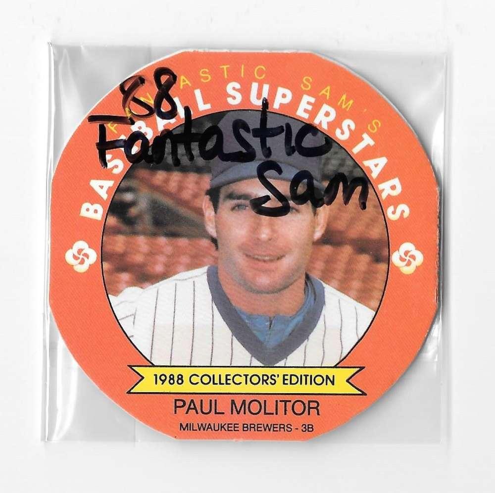1988 Fantastic Sams Discs Baseball Set Pick Your Team