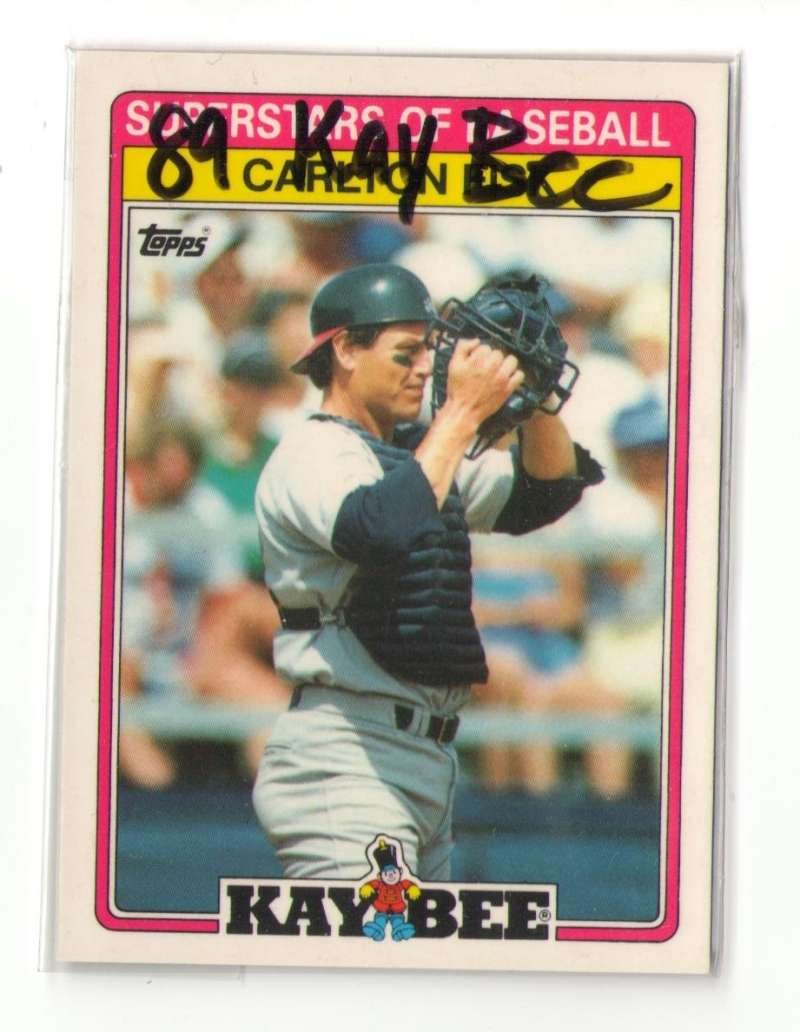 1989 Kay-Bee - CHICAGO WHITE SOX Team Set
