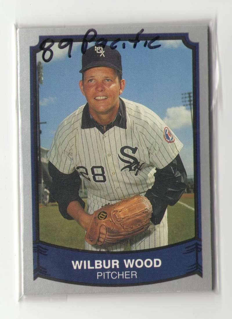 1989 Pacific Legends II - CHICAGO WHITE SOX Team Set
