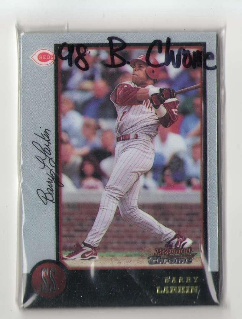 1998 Bowman Chrome - CINCINNATI REDS Team Set