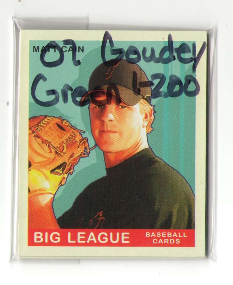 2007 Goudey Green Backs (1-200) - SAN FRANCISCO GIANTS Team Set