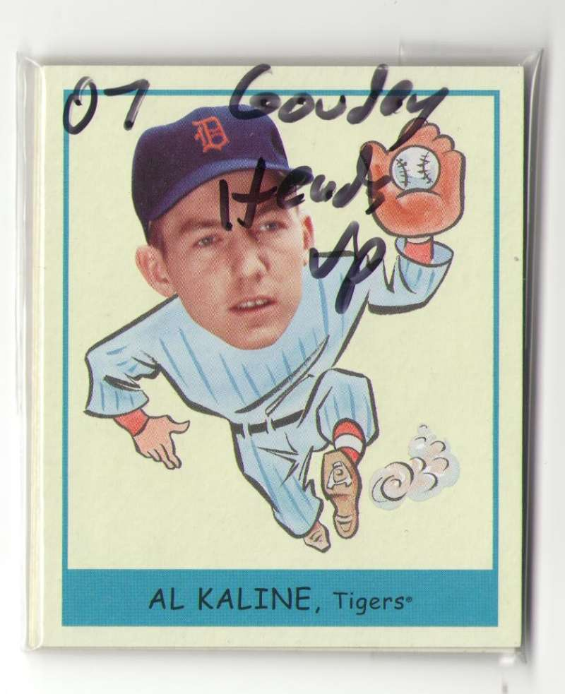 2007 Goudey Heads Up - DETROIT TIGERS Team Set
