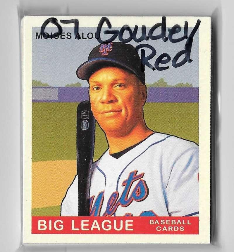 2007 Goudey Red Backs - NEW YORK METS Team Set