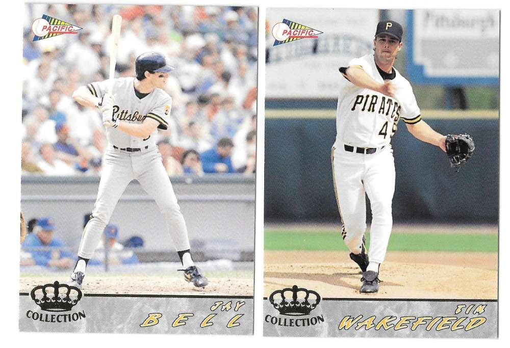 1994 Pacific - PITTSBURGH PIRATES Team Set