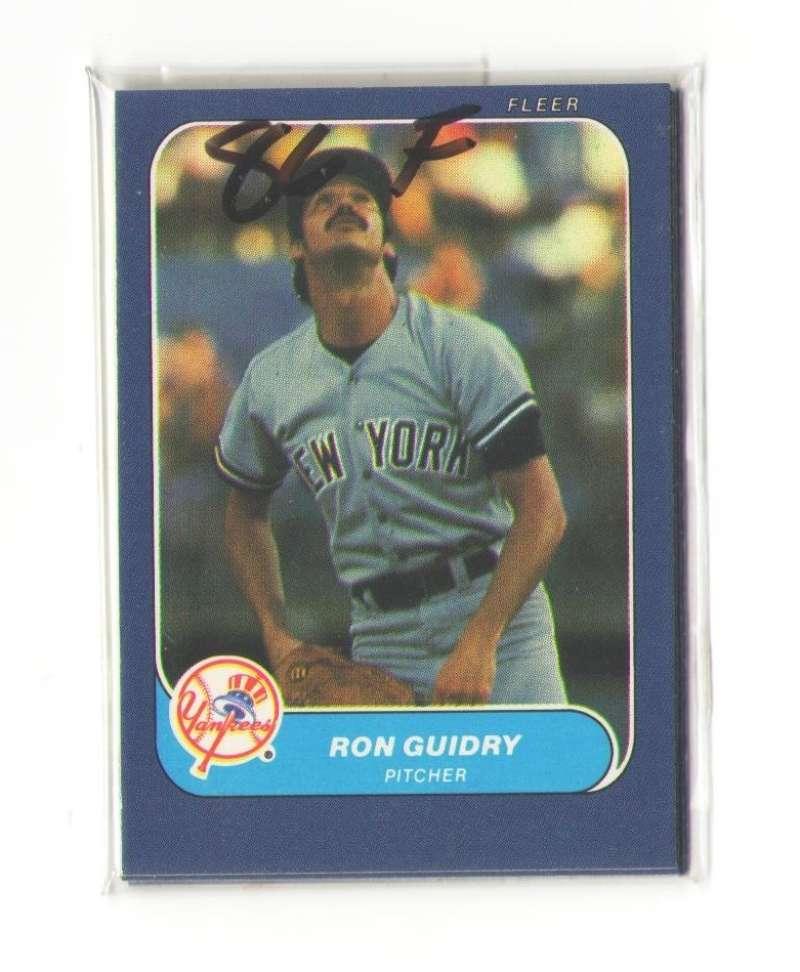 Teamsets4u Item 398530 1986 Fleer Mini New York