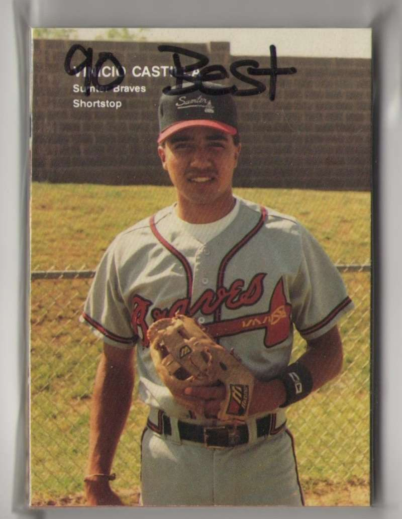 1990 Best (Minors) - ATLANTA BRAVES Team Set