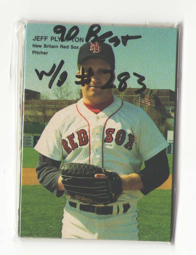 1990 Best (Minors) - BOSTON RED SOX Near Team Set (missing 1 cards)