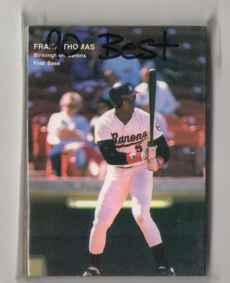 1990 Best (Minors) - CHICAGO WHITE SOX Team Set