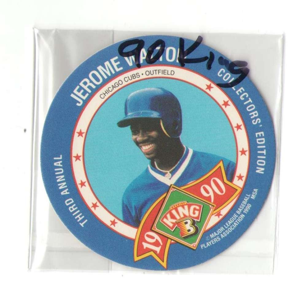 1990 King-B Discs - CHICAGO CUBS Team Set