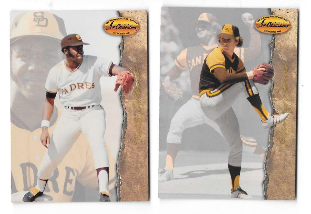 1994 Ted Williams - SAN DIEGO PADRES Team Set