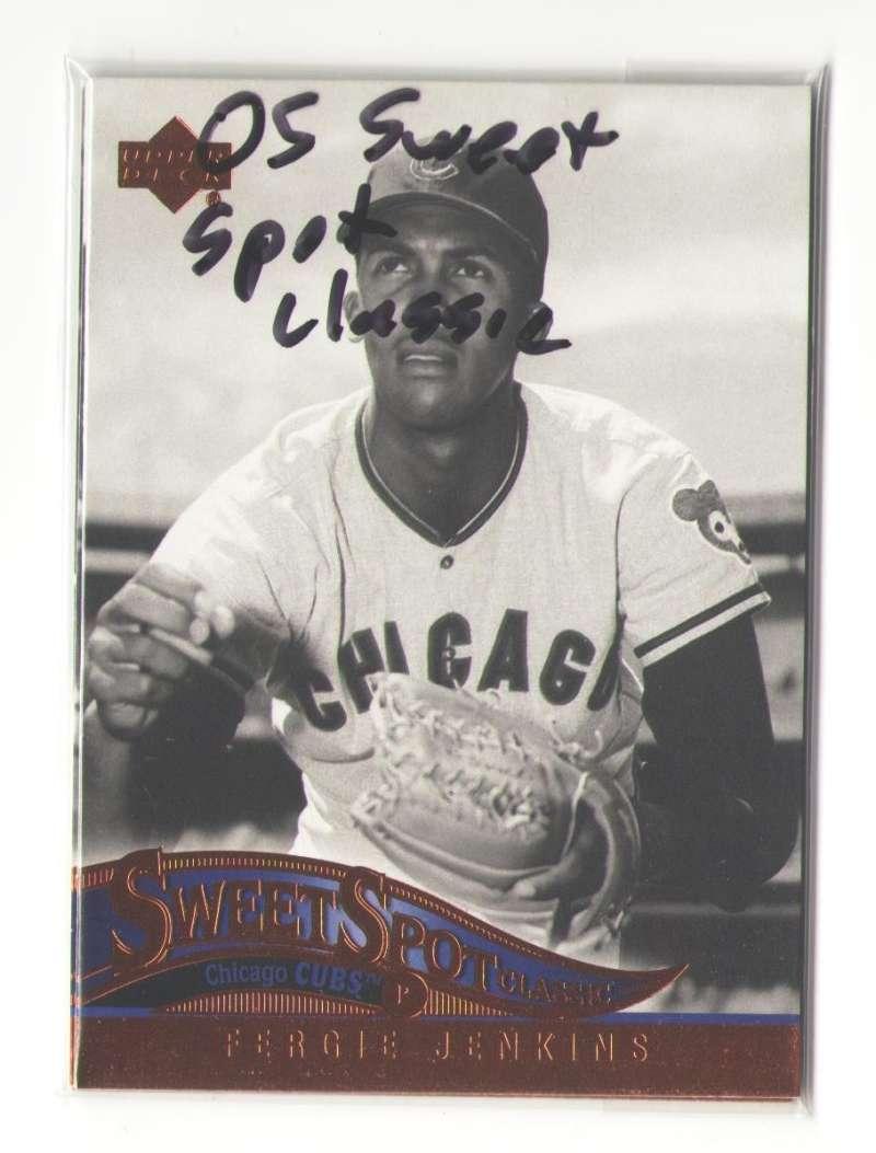 2005 Sweet Spot Classic - CHICAGO CUBS Team Set
