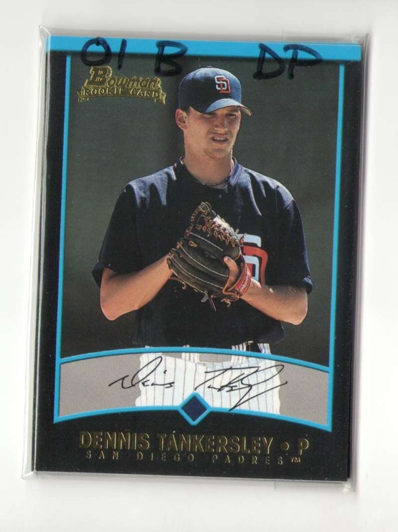 2001 Bowman Draft Picks and Prospects - SAN DIEGO PADRES Team Set