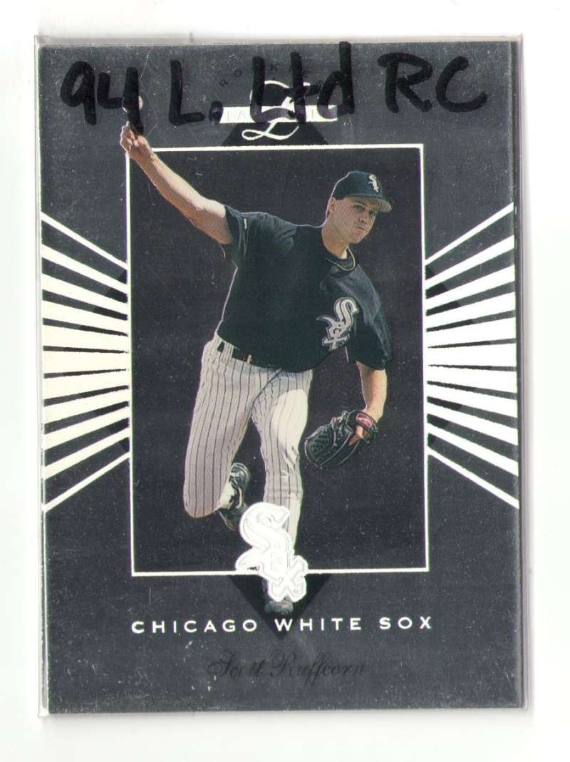 1994 LEAF LIMITED ROOKIES - CHICAGO WHITE SOX Team Set