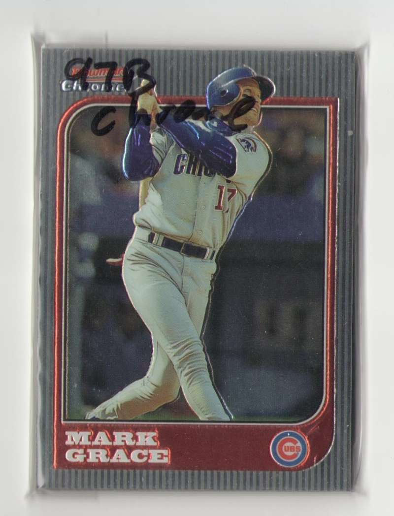 1997 Bowman Chrome - CHICAGO CUBS Team Set