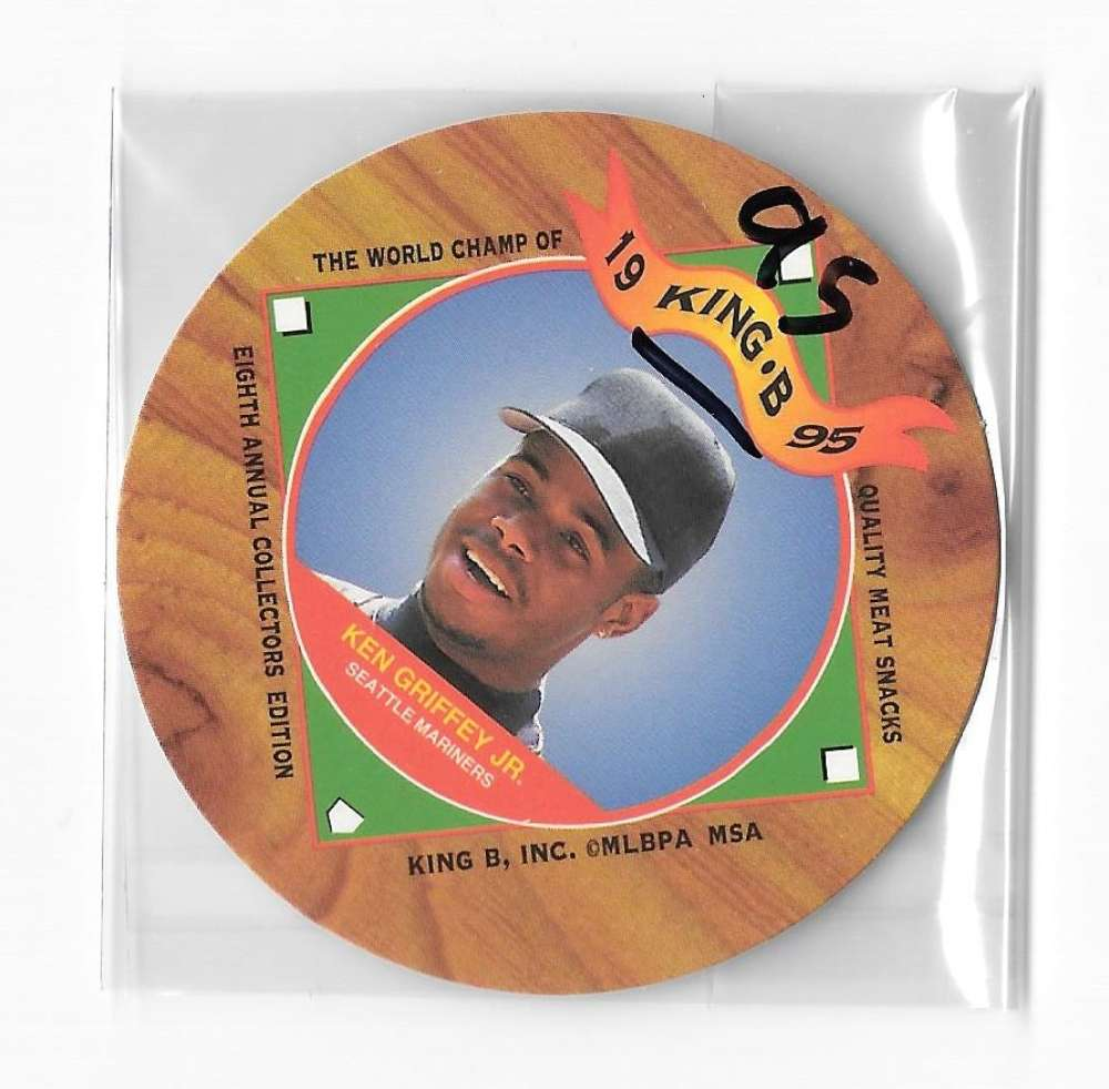 1995 King-B Discs - SEATTLE MARINERS