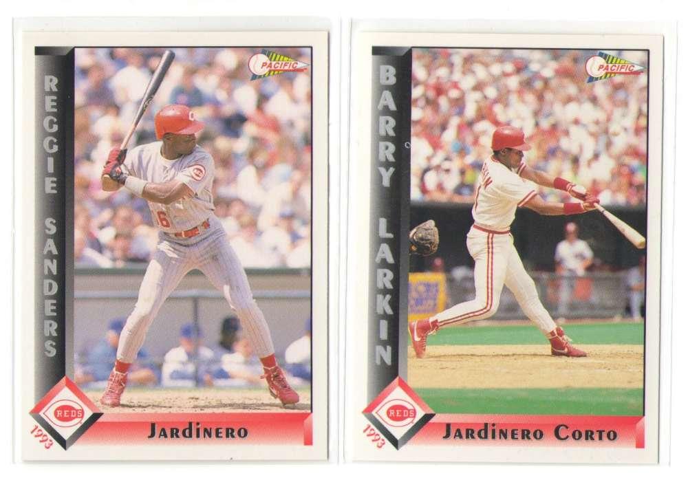 1993 Pacific (Spanish) CINCINNATI REDS Team Set