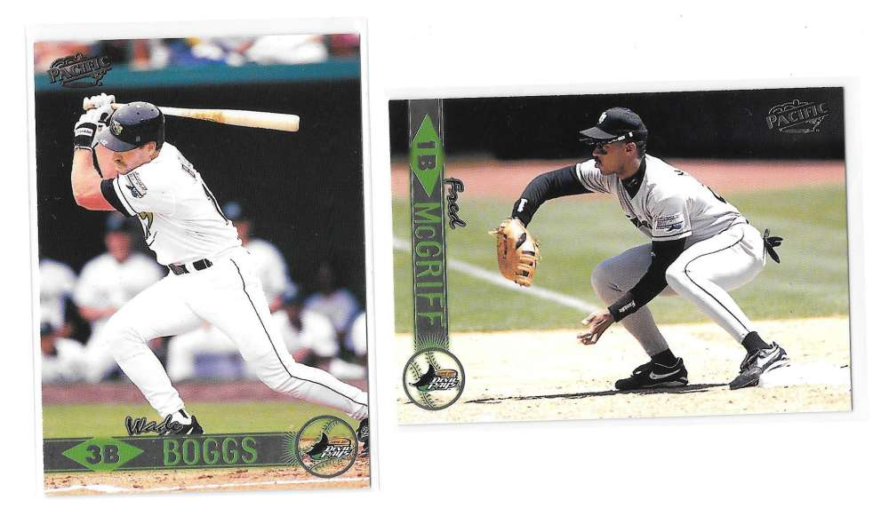 1999 Pacific - TAMPA BAY DEVIL RAYS Team Set