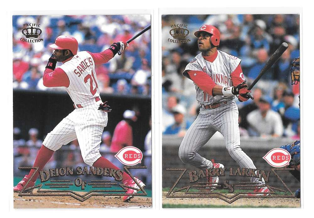 1998 PACIFIC - CINCINNATI REDS Team Set