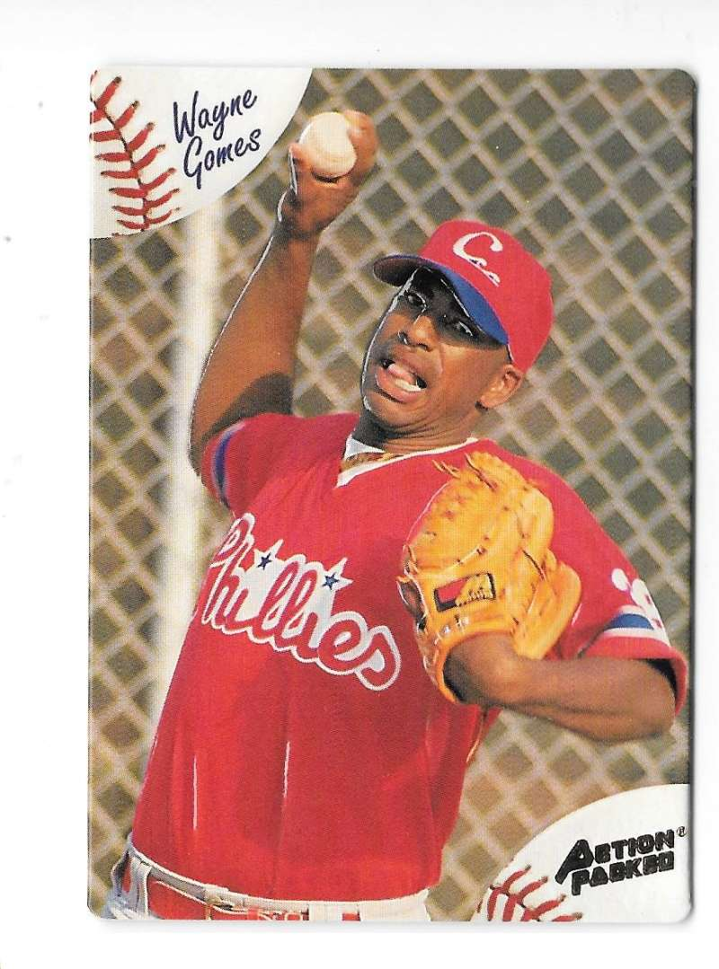 1994 Action Packed Minors - PHILADELPHIA PHILLIES